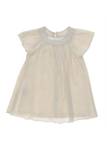 Panço Elbise 18226183100 Sarı